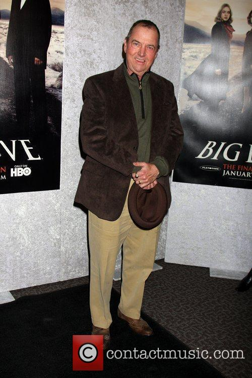 Gregory Itzin Los Angeles Premiere of the HBO...