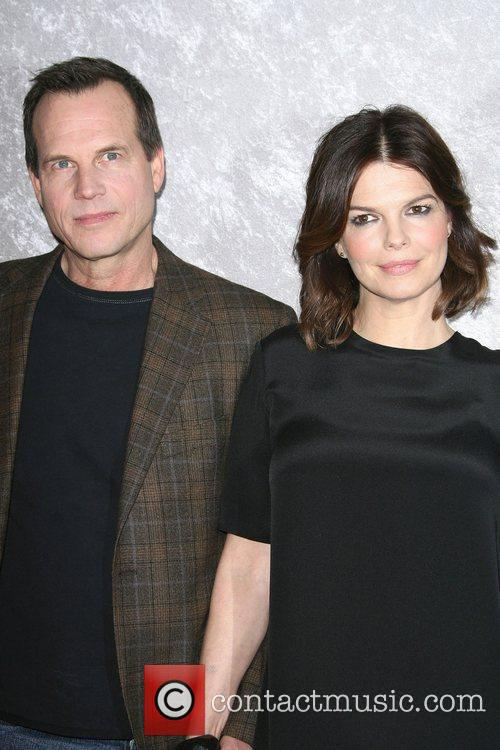 Bill Paxton and Jeanne Tripplehorn Los Angeles Premiere...
