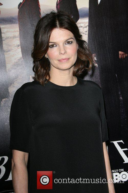 Jeanne Tripplehorn Los Angeles Premiere of the HBO...