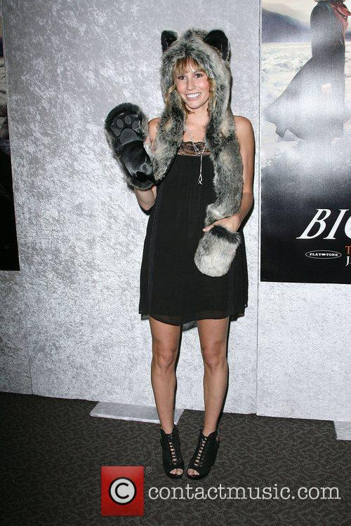 Keltie Colleen Los Angeles Premiere of the HBO...