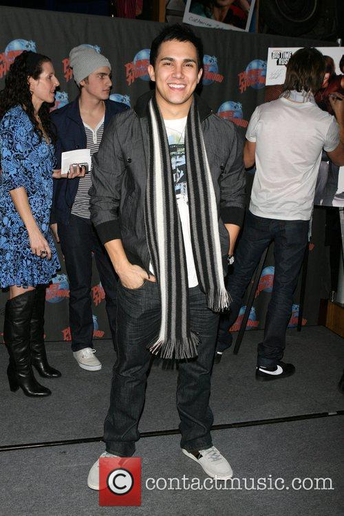 Carlos Pena The cast of Nickelodeon's 'Big Time...
