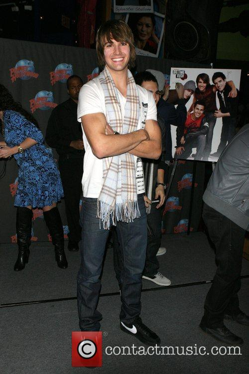 James Maslow The cast of Nickelodeon's 'Big Time...