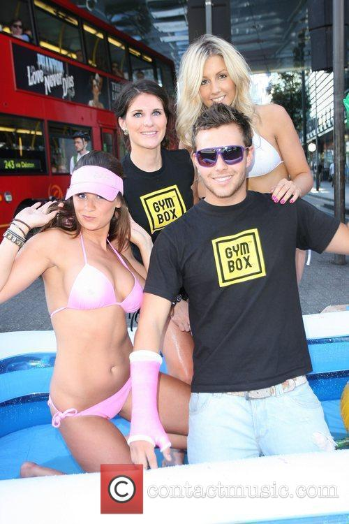 Bikini Girls - Sophie Wilson and Stacey Lacey...