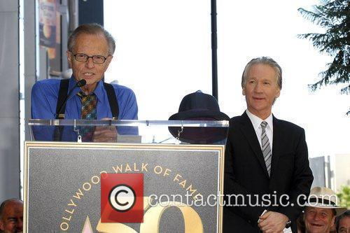 Bill Maher and Larry King 8