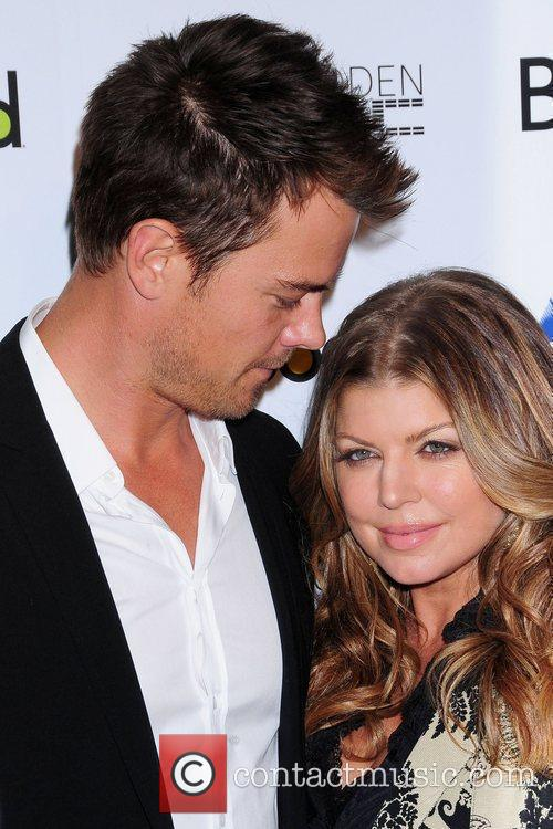 Josh Duhamel, Billboard and Fergie 2