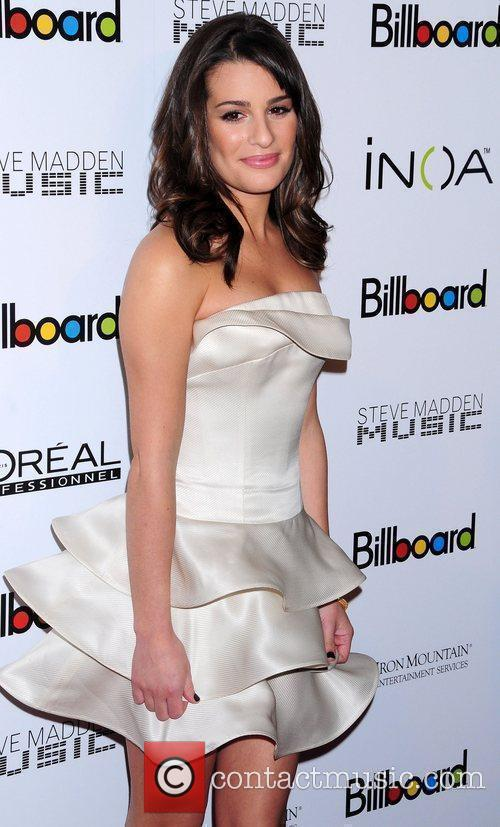 Lea Michele and Billboard 2