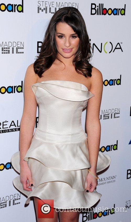 Lea Michele and Billboard 4