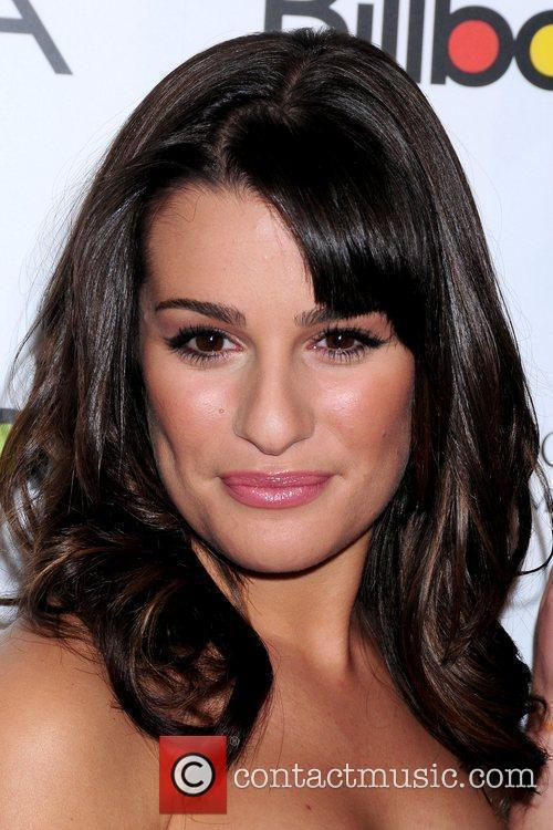 Lea Michele and Billboard 1