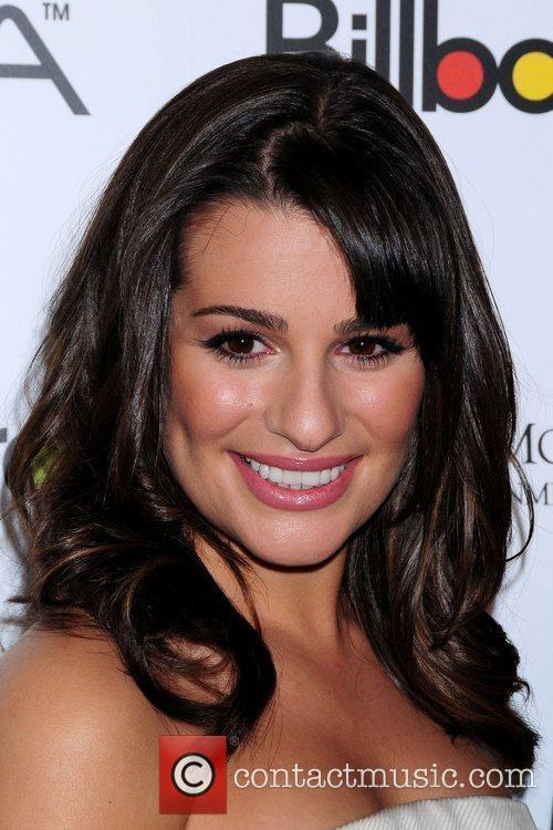 Lea Michele and Billboard 3