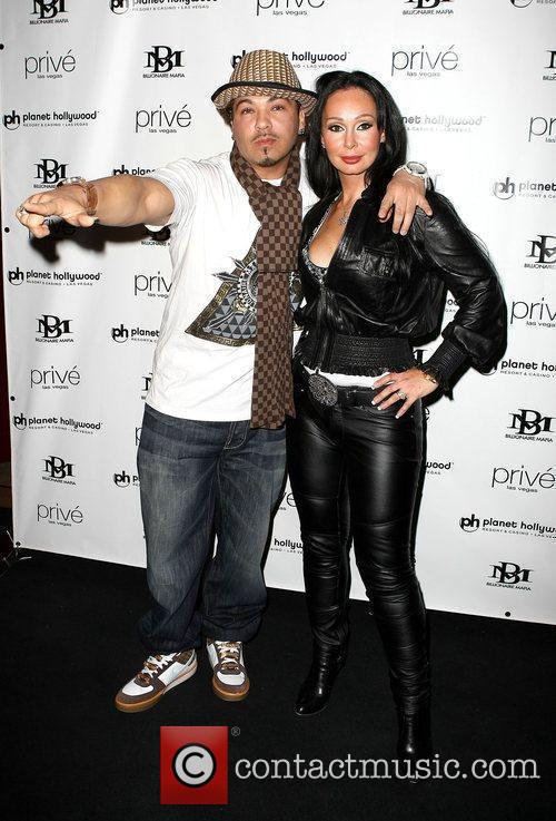 Baby Bash and Lana Fuchs 2