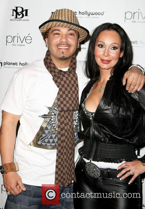 Baby Bash and Lana Fuchs 1