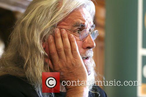 Billy Connolly reflects on the funeral of Jimmy...