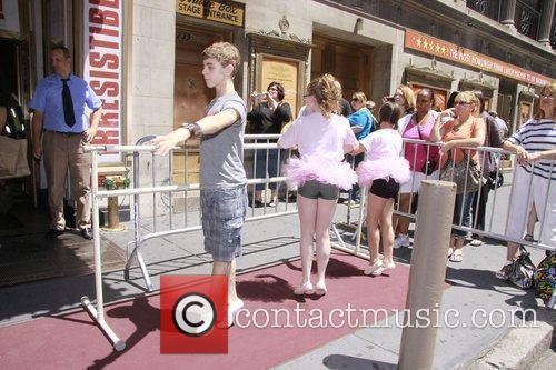 Michael Dameski and Billy Elliot 7