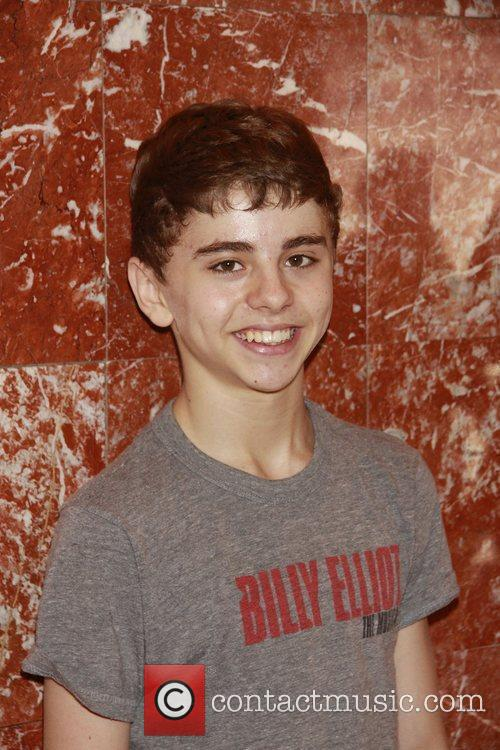 Michael Dameski and Billy Elliot 11