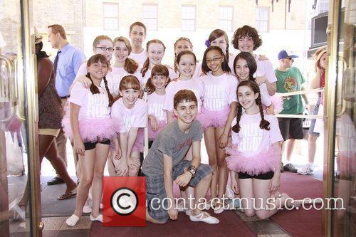 Michael Dameski and Billy Elliot 5
