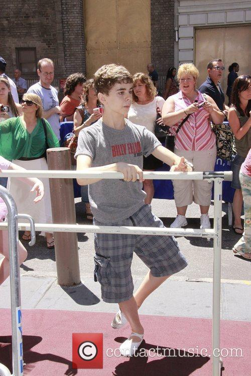 Michael Dameski and Billy Elliot 2