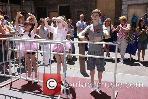 Michael Dameski and Billy Elliot 9