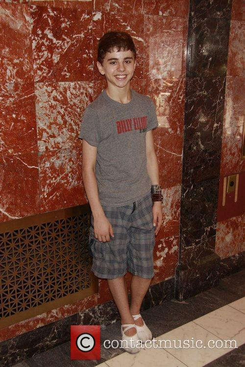 Michael Dameski and Billy Elliot 8