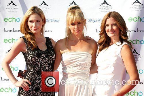 Ashley Jones, Birgit C. Muller, Daniella Peters Birgit...