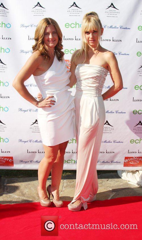 Birgit C. Muller Fashion Show at Chaves Ranch...