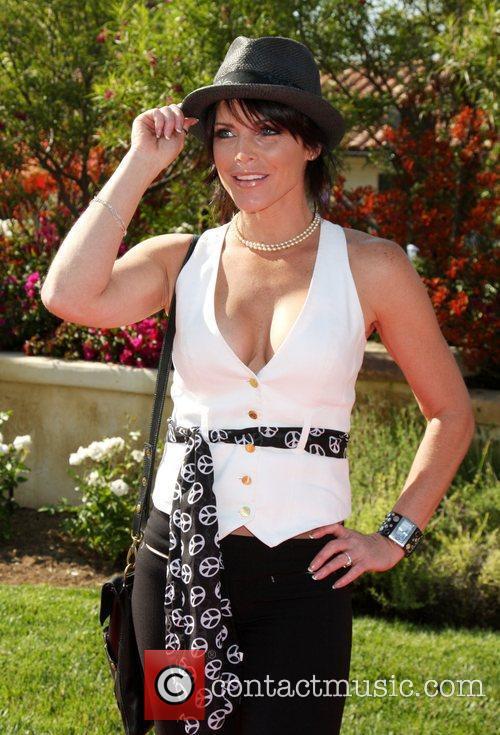 Lesli Kay Birgit C. Muller Fashion Show at...
