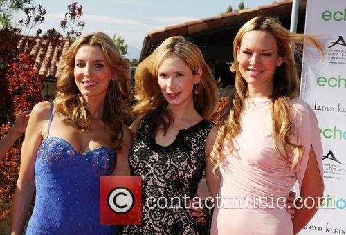 Sandra Vidal, Ashley Jones and Natasha Alum Birgit...