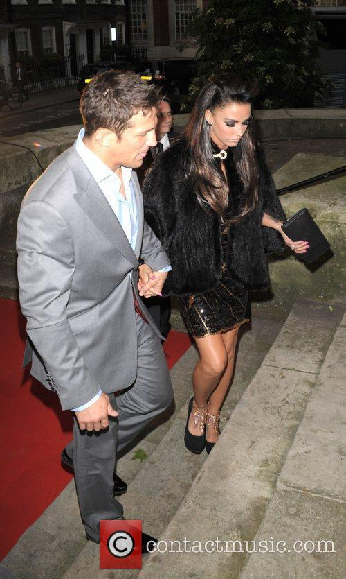 Alex Reid and Katie Price 8