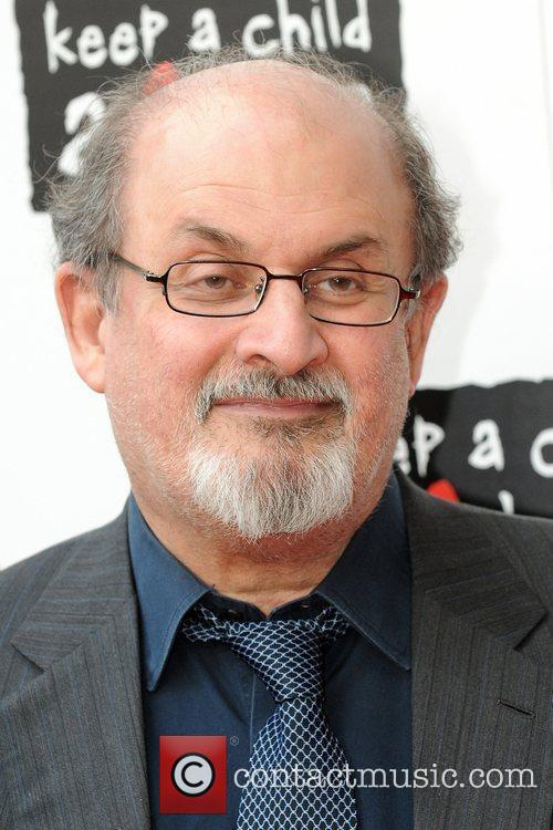 Sir Salman Rushdie and Salman Rushdie 9
