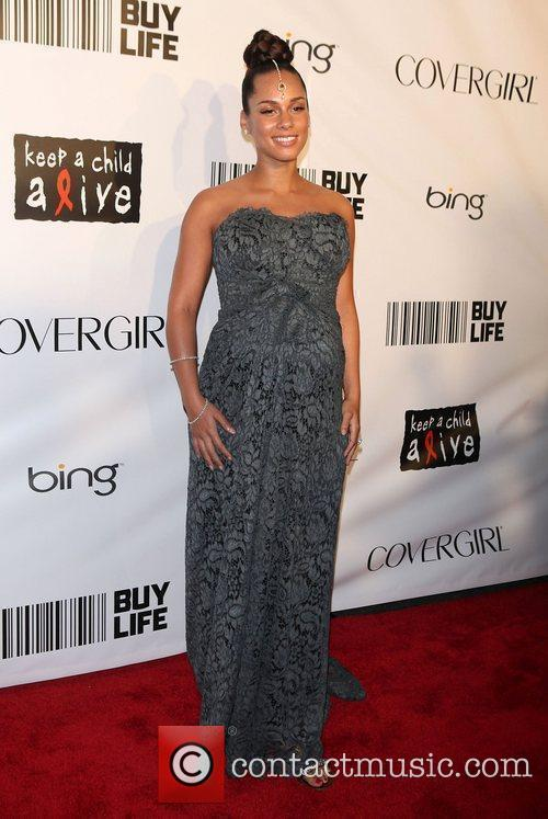 Alicia Keys and Black Ball 2