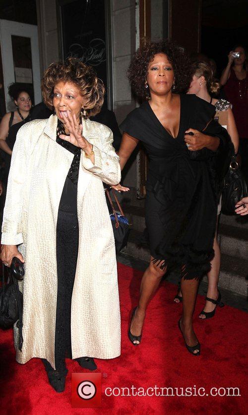 Whitney & Cissy Houston