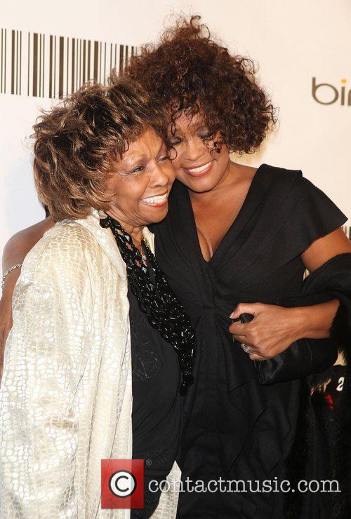 Whitney Houston, Black Ball and Sissy Houston