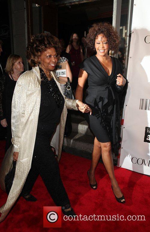 Sissy Houston, Whitney Houston   The 2010...