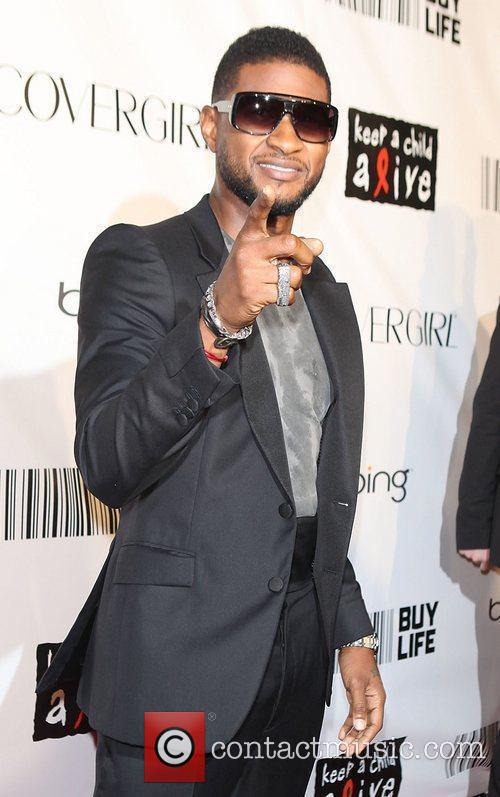 Usher   The 2010 'Keep A Child...