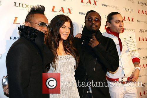 LAX nightclub's New Year`s Eve event hosted by...