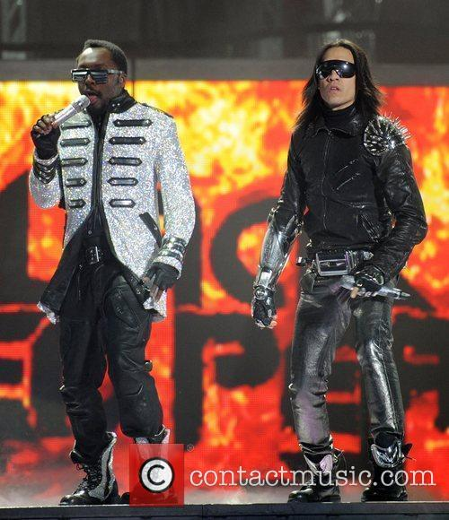 Will.i.am and Taboo of the Black Eyed Peas...
