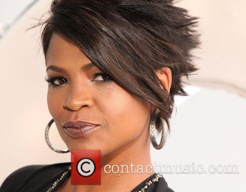 Nia Long poses for the 'Black Girls Rock'...