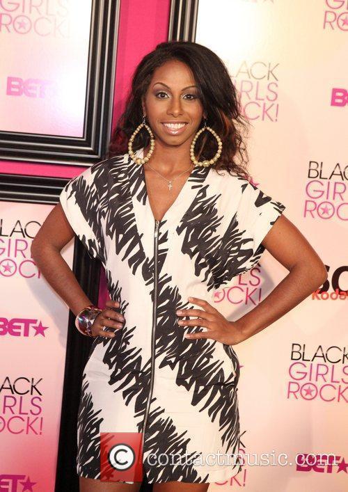 Choreographer Lauren  5th Annual Black Girls Rock...
