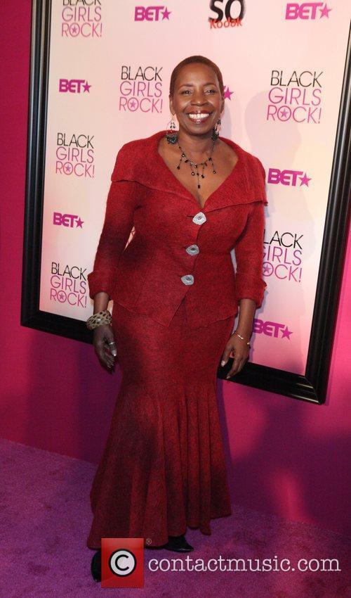 Iyanla Vanzant 5th Annual Black Girls Rock awards...