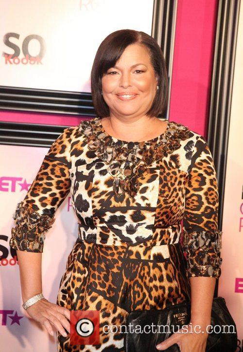 Debra Lee, BET chairman and CEO  5th...