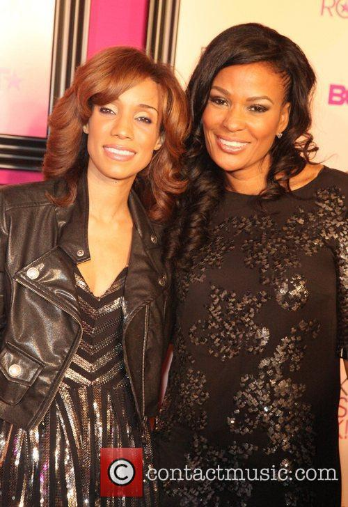Tracey Ferguson and Beverly Bond  5th Annual...