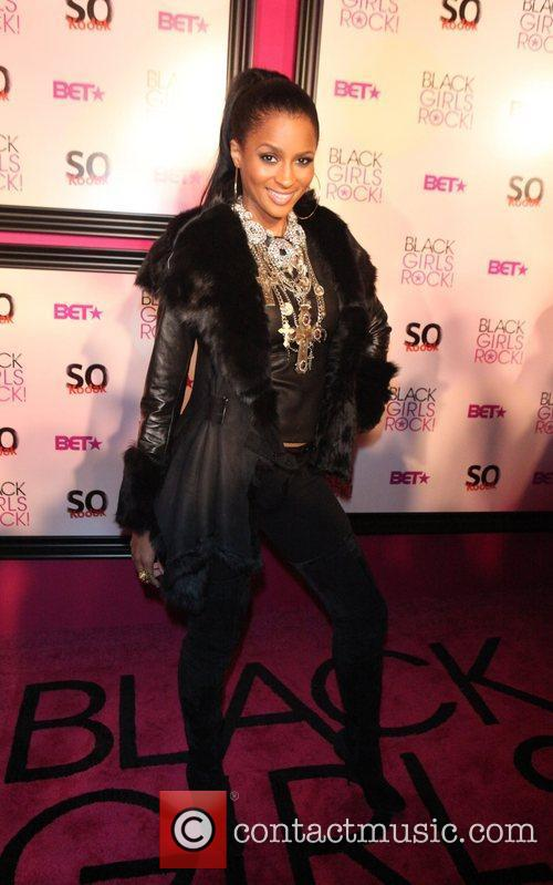 5th Annual Black Girls Rock awards with BET...