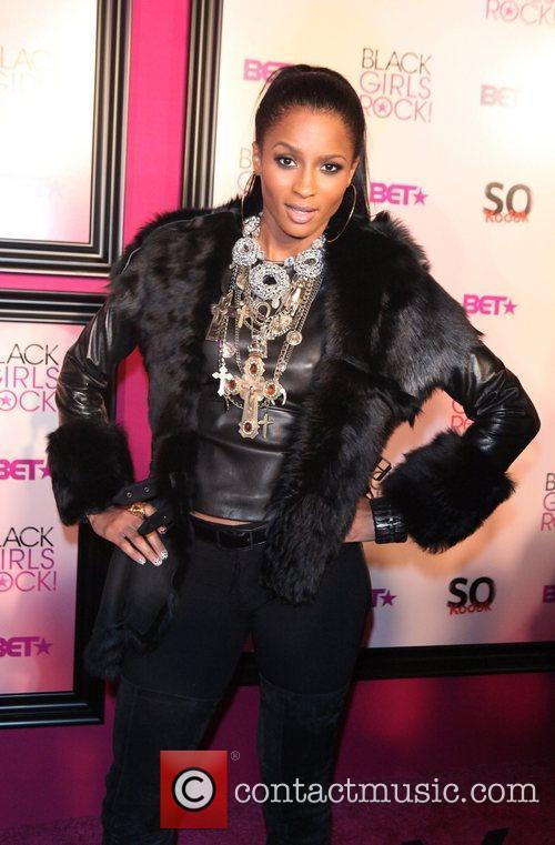 Ciara, singer, presenter  Black Girls Rock and...