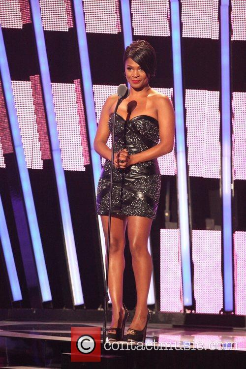 Nia Long, host of bgr, bet network 5th...
