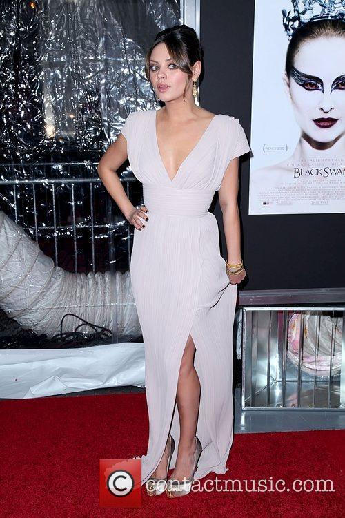 Mila Kunis, Ziegfeld Theatre