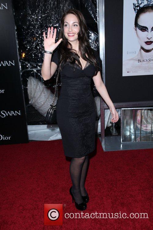 Alexa Ray Joel, Darren Aronofsky, Mila Kunis, Vincent Cassell and Winona Ryder 2