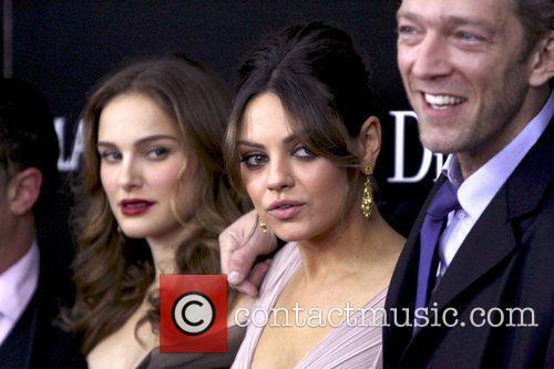 Natalie Portman, Mila Kunis and Vincent Cassel 2