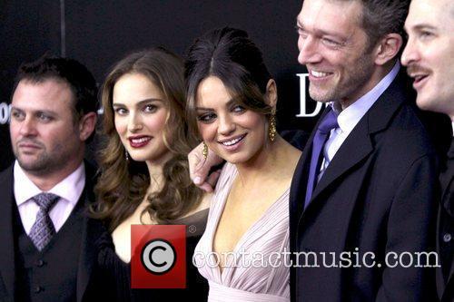 Natalie Portman, Mila Kunis and Vincent Cassel 1