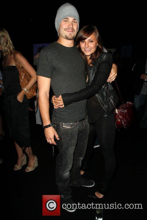 Briana Evigan, New Boyfriend Actor and Patrick John Flueger 5