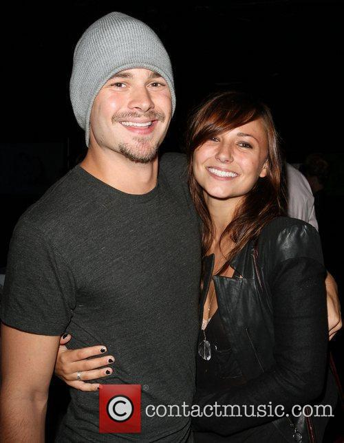 are briana evigan and robert hoffman dating in real life