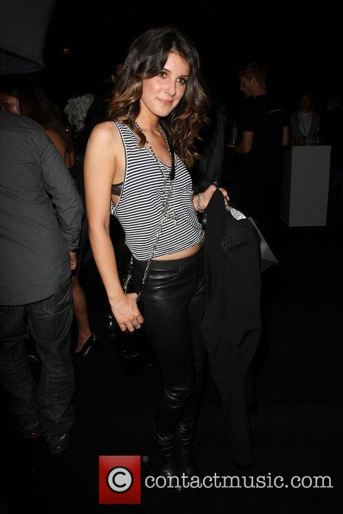 Shenae Grimes Blackberry Torch From AT&T U.S. Launch...